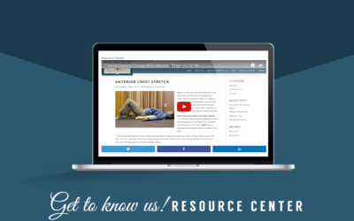 Website Video Tutorial – Resource Center