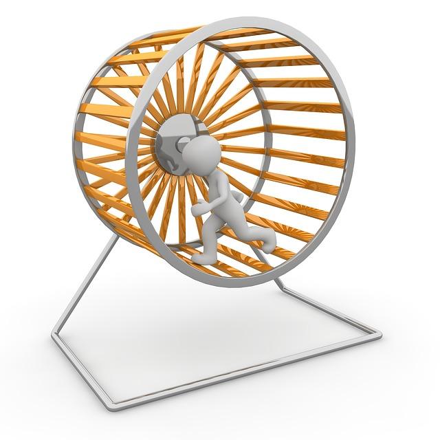 Running on the Hamster Wheel