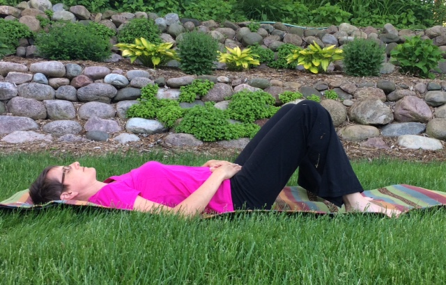 Practicing a Complete Three-Part Breath