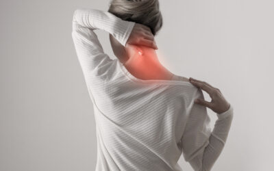 Upper Back Tension – It May Not Be Where You Feel It